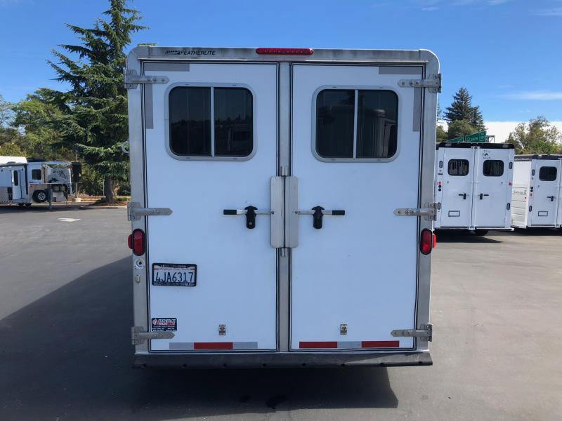 2006 Featherlite 8541 3H GN Horse Trailer