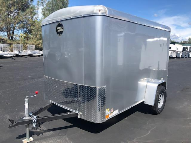 2020 Wells Cargo 6 x 10 Road Force Enclosed Cargo Trailer