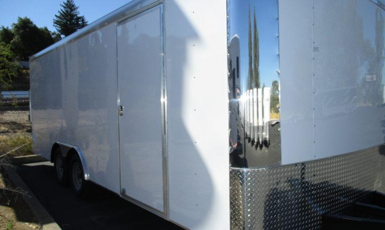 2017 TNT Transit 8.5 X 20 Enclosed Cargo Trailer