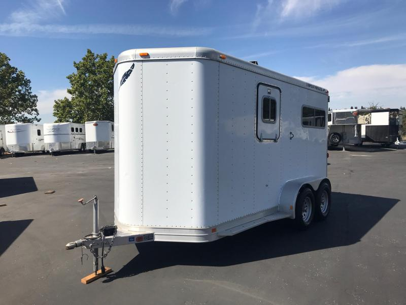 1998 Featherlite 9417 2H BP Horse Trailer