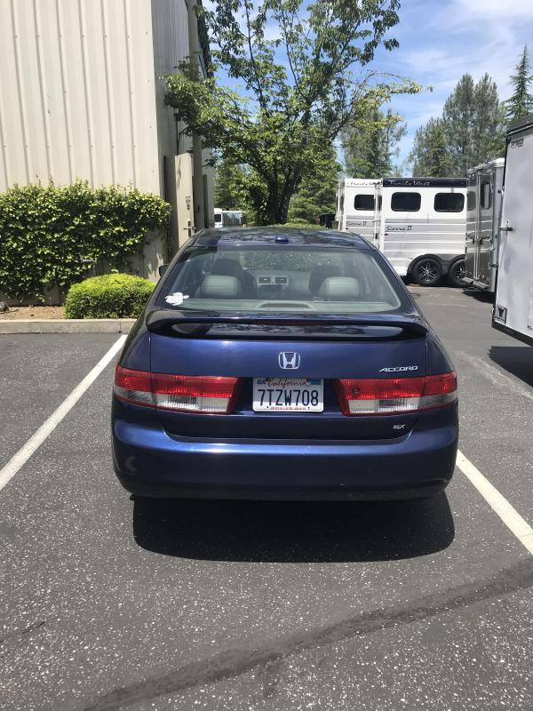 2004 Honda Accord EX 4 Door
