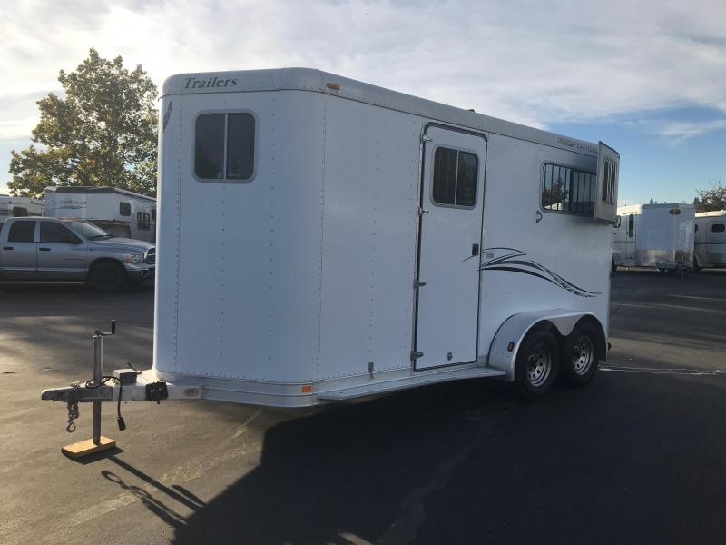 2001 Featherlite 2H BP Straight