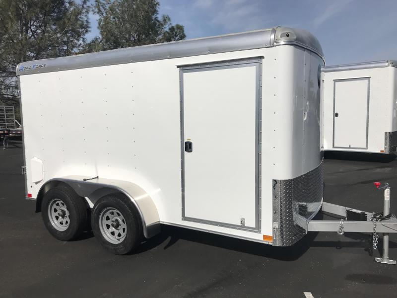 2019 Wells Cargo Road Force 6 X 12 TA Enclosed