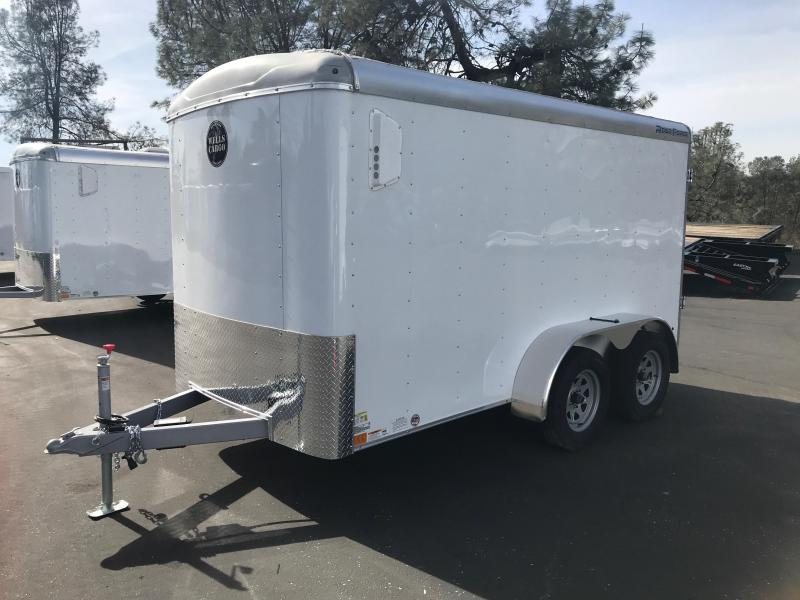 2018 Wells Cargo Road Force 6 X 12 TA Enclosed