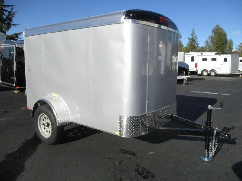 2018 TNT 5 x 8 Tote SA Enclosed Cargo Trailer