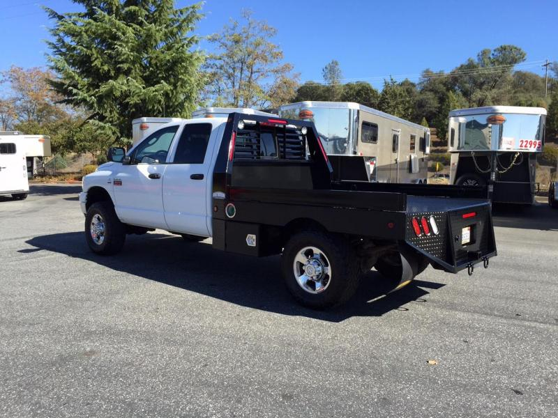 2019 Great Northern Trailer Works Dually Truck Bed