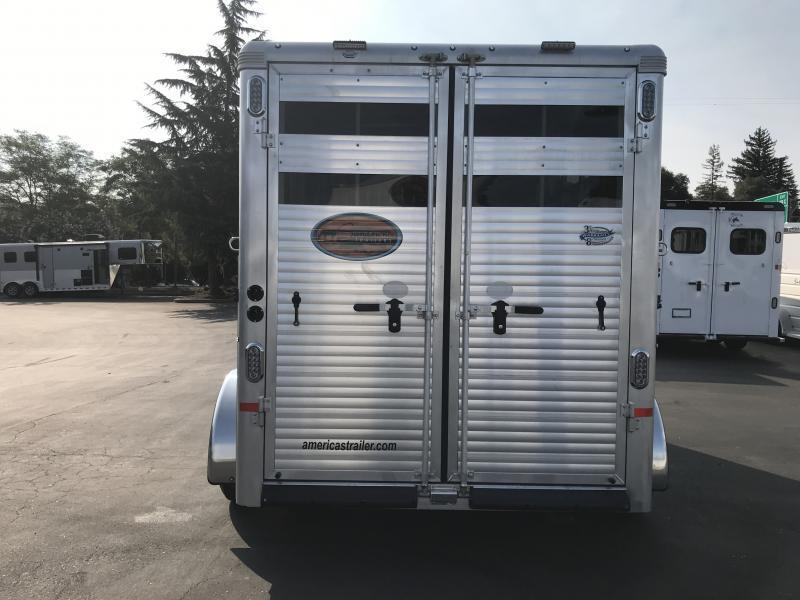 2020 Sundowner Trailers 3H BP Super Sport Horse Trailer