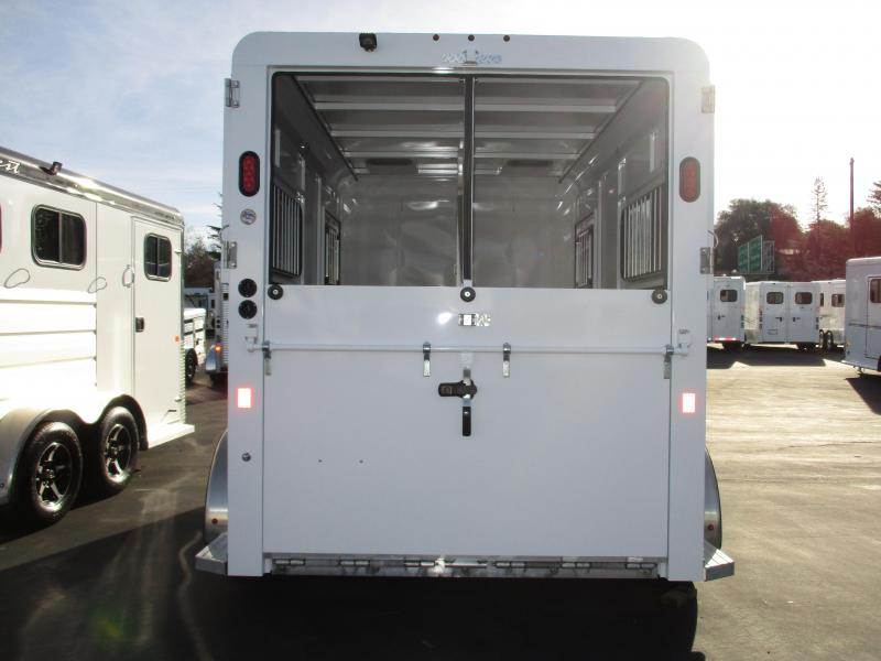 2019 Trails West Royale Plus 2H BP Horse Trailer