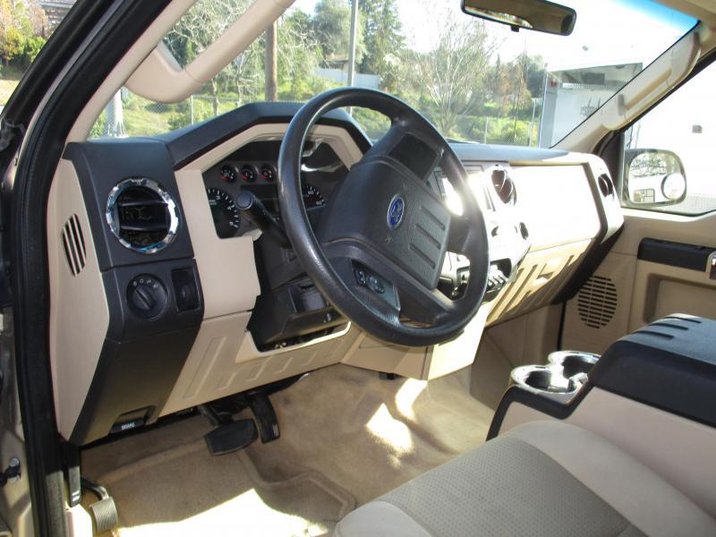 2008 Ford F250 Super Duty XLT Super Cab Long Bed
