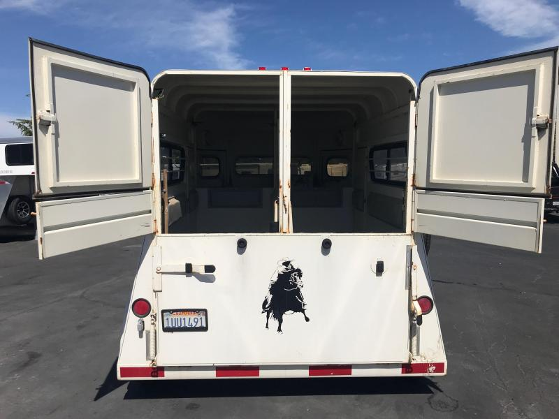 1990 Charmac Trailers BP 2H Straight Load