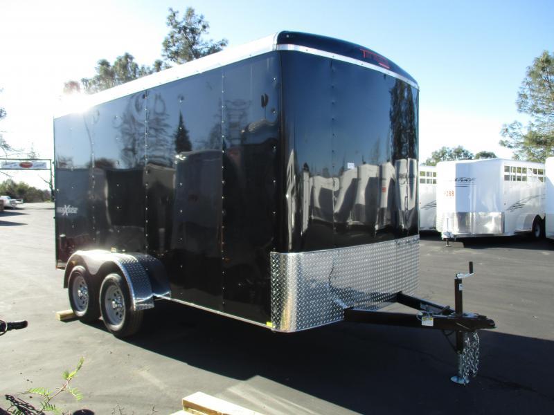 2019 TNT 2019 7 x 14 Transit TA Enclosed Cargo Trailer