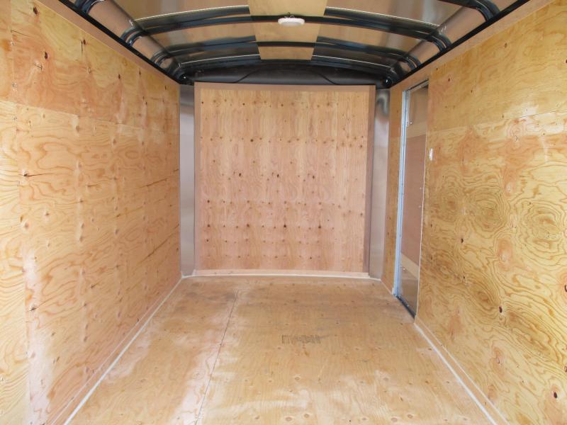 2018 TNT 6 x 10 Tote Single Axle Enclosed Cargo Trailer