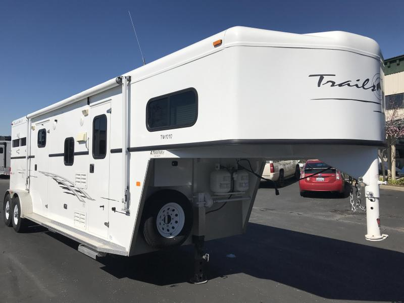 2008 Trails West Santa Fe 2H LQ 10 x 10