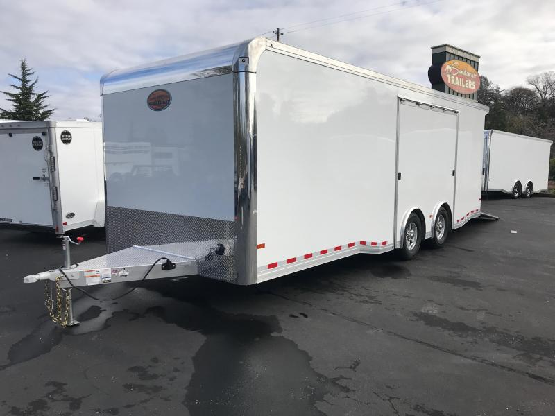 2019 Sundowner Race Car 24 BP Enclosed