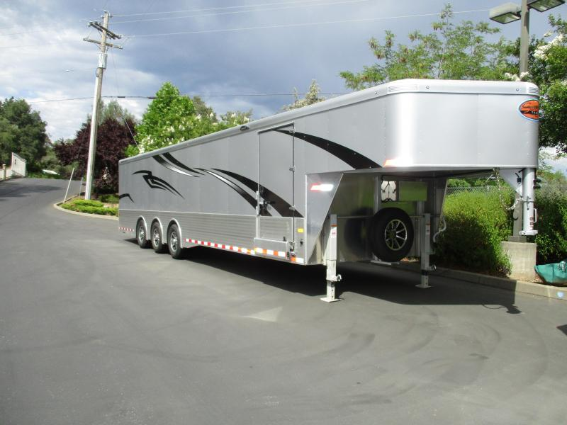 2018 Sundowner Cargo 8.5 X 32 GN Trailer Enclosed