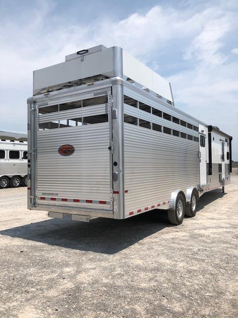 2019 Sundowner 8011 Rancher GRS Toy Hauler