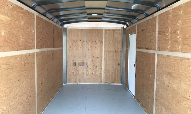 2018 TNT 7 x 16 Transit Enclosed Cargo Trailer