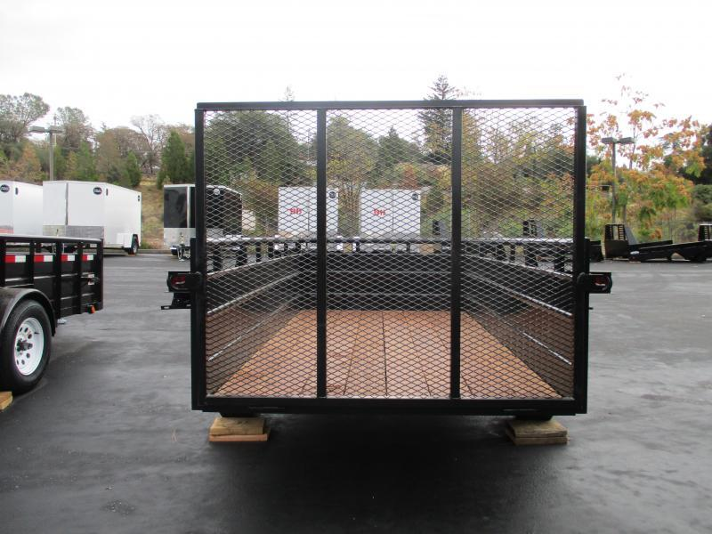 2018 R and J Trailers Inc 5 X 8 Landscape Utility Trailer 2.9K