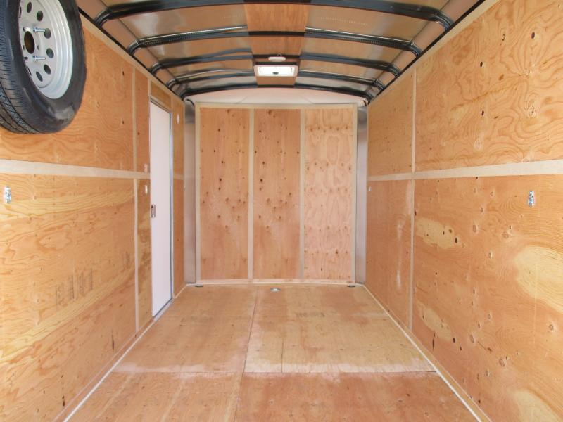 2018 TNT 7 x 14 Transit Enclosed Cargo Trailer