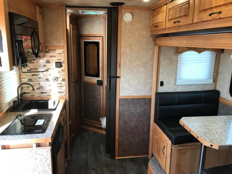 2019 Trails West Sierra 8 x 13 Slide Out 2H LQ