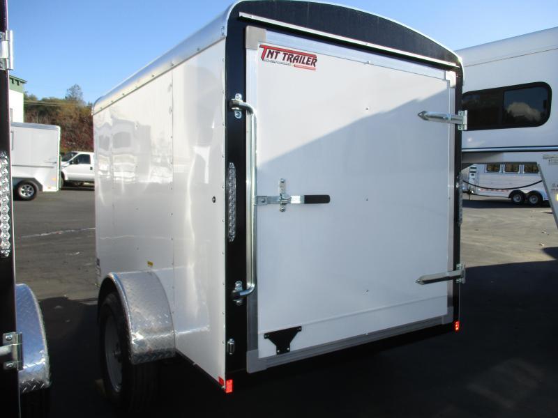 2018 TNT 5 x 8 Tote SA Enclosed Cargo Trailer