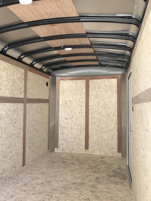 2019 Wells Cargo 6 x 10 Road Force SA Enclosed
