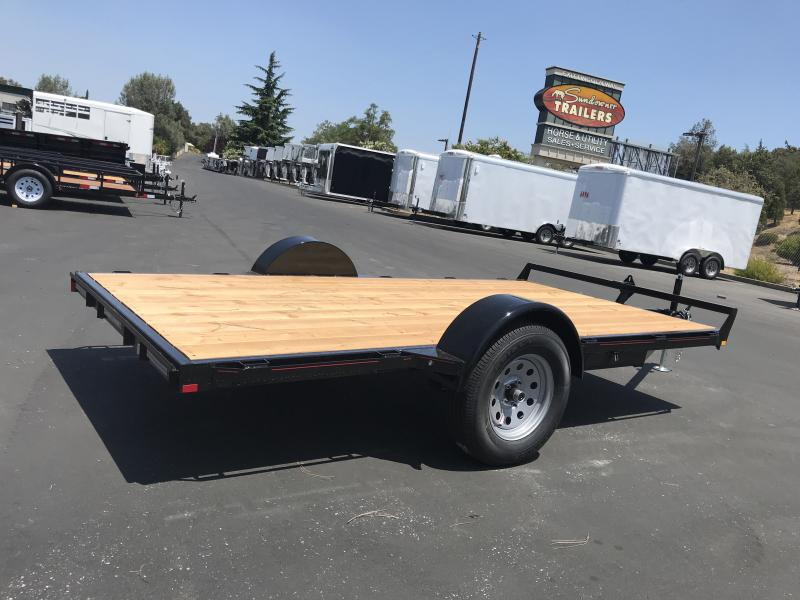 2018 TNT 6 X 12 ATV Trailer SA
