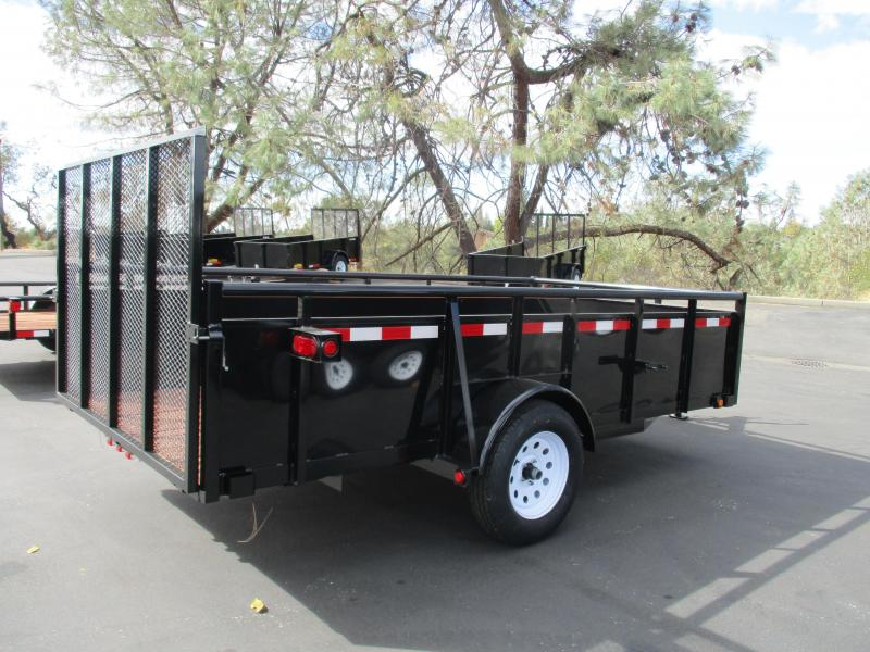 2018 R & J Trailers Inc 6 x 10 Landscape Trailer 2.9K