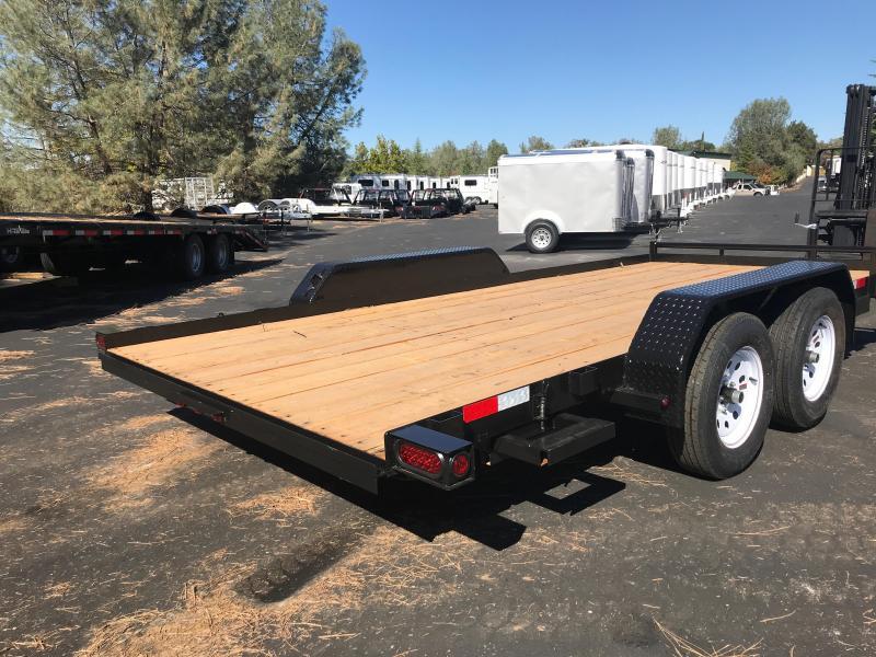 2019 R & J 7 x 18 7K Car hauler | Sundowner of CA | Largest W Coast