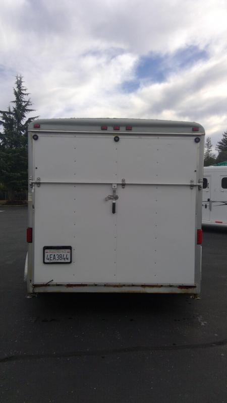 2003 Wells Cargo 7 x 14 Enclosed
