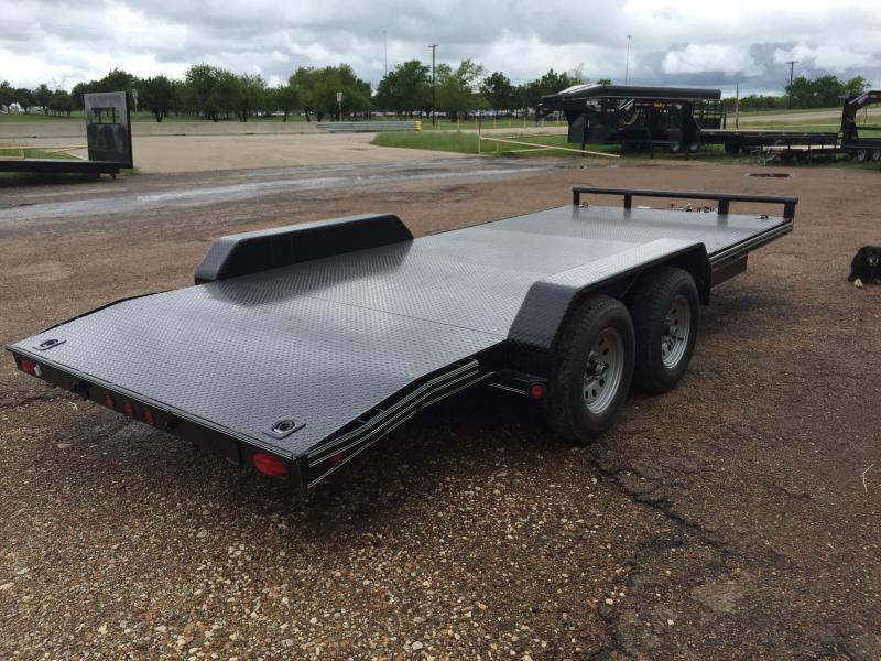 new 2016 hefty flatbed trailer in paris tx. Black Bedroom Furniture Sets. Home Design Ideas