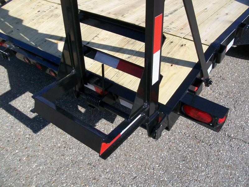Quality Trailers 82 x 18 7K Equipment Trailer