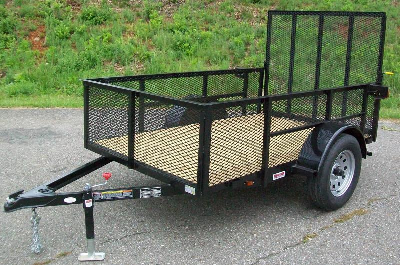 Better Built 5 x 10 2Ft. Mesh Sided Utility Trailer