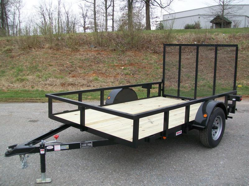 Better Built -DLX 6 x 12 Utility Trailer