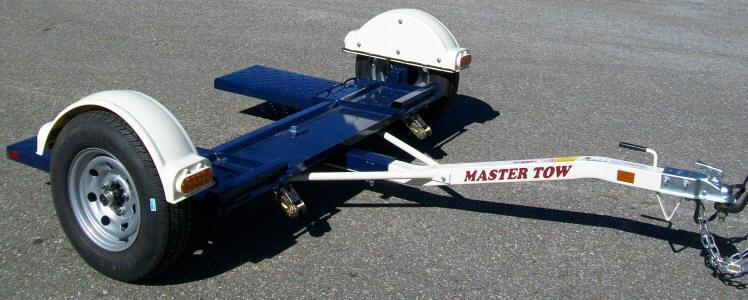 "Master Tow 80"" Tow Dolly"