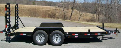 Quality 82 x 20 14K Equipment Trailer