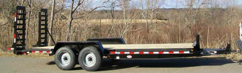 Quality Trailers 82 x 20 17K Equipment Equipment Trailer