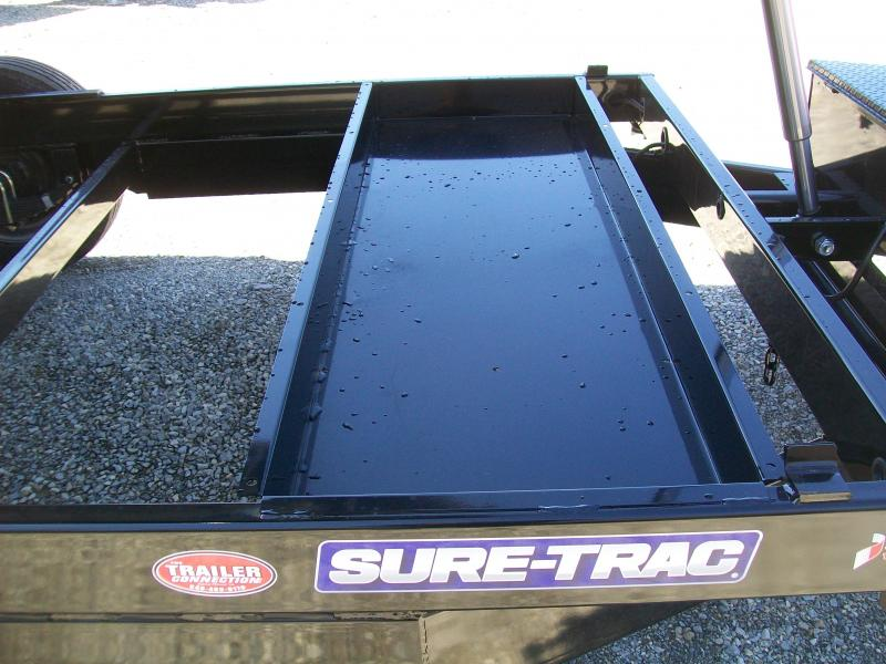 Sure-Trac 82 x 16 16K Telescopic Dump Trailer