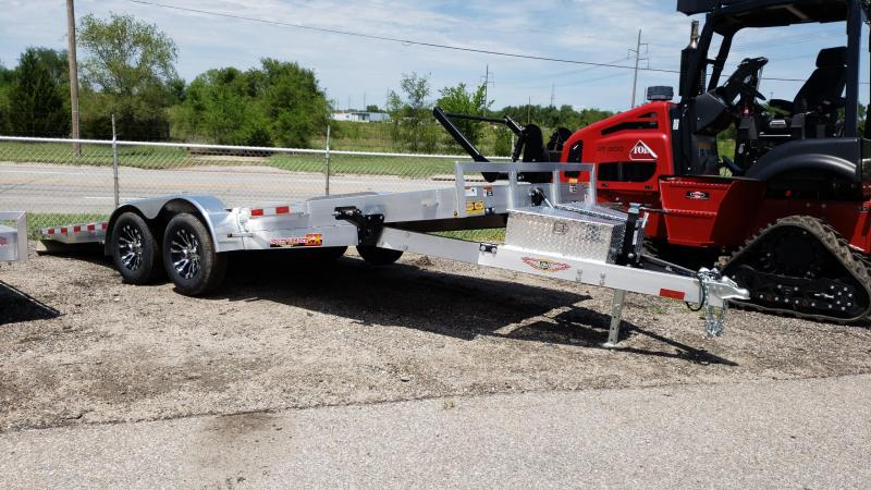 2019 H and H Trailer H8220EXA-100 ELEC Speedloader