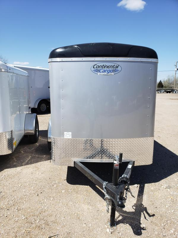 2018 Continental Cargo TXTW58SA Enclosed Cargo Trailer