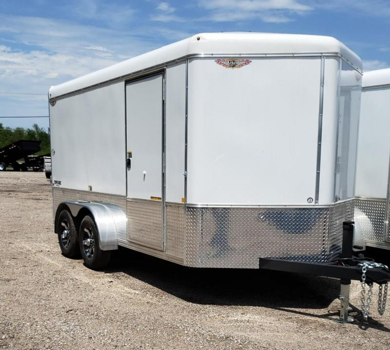 2019 H and H Trailer H8414TTV-100 Enclosed Cargo Trailer