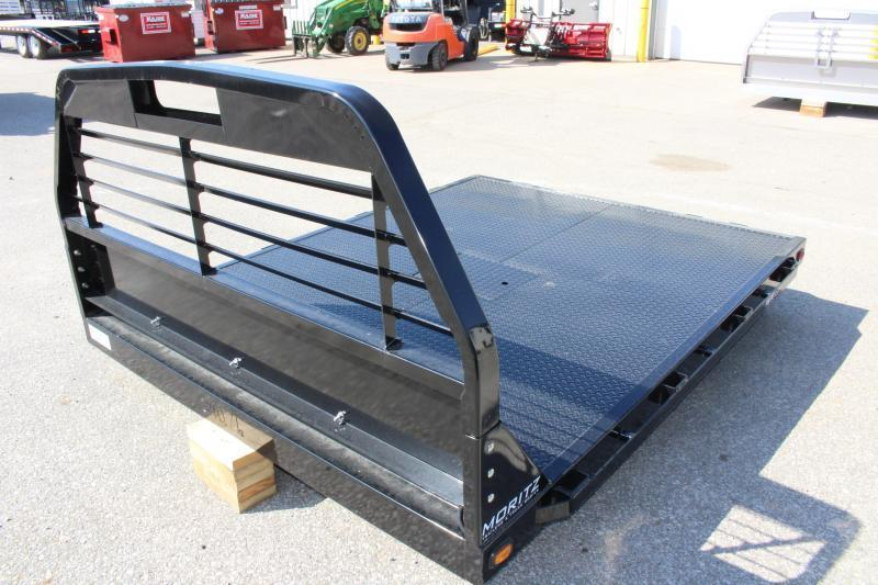 2019 Moritz International TB7-8.5 Truck Bed - Flat Bed