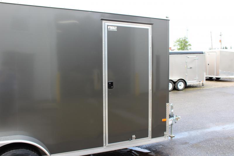 2018 NEO Trailers NAV 7 x 16 Enclosed Cargo Trailer
