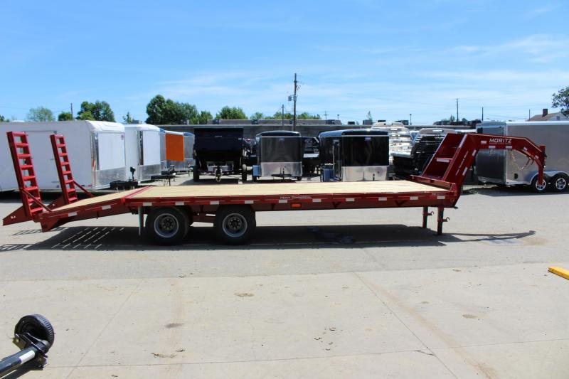 2018 Moritz International FGSH 5-20 Flatbed Trailer