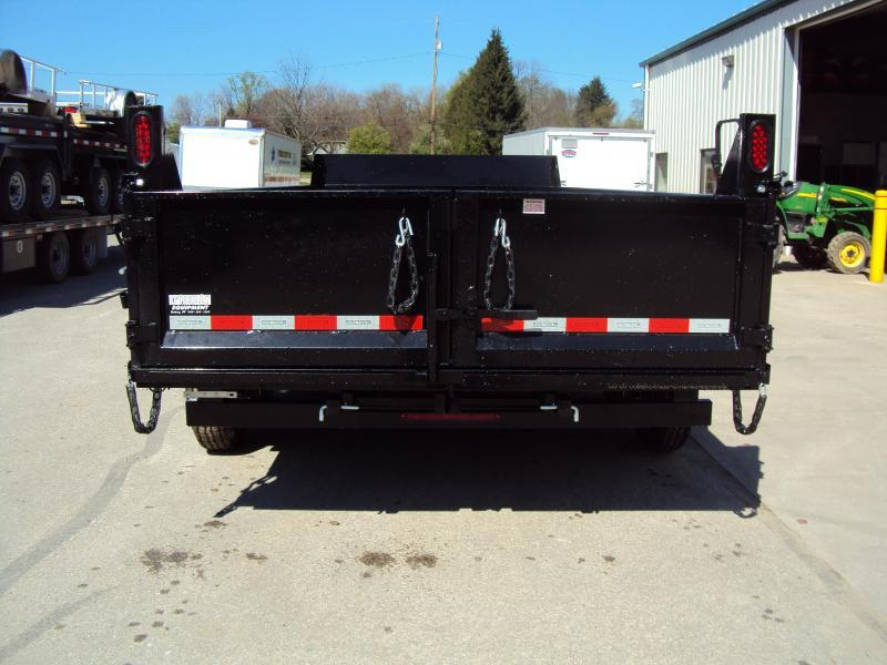 2019 Sure-Trac 7x16 HD Dump Trailer