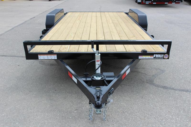 2019 Sure-Trac 7x18 Car Hauler