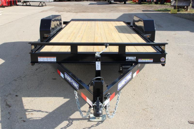 2018 Sure-Trac 7 x 18 Equipment Trailer
