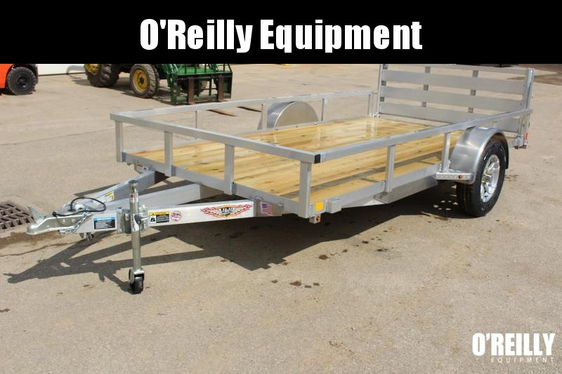 2020 H and H Trailer 6.5 x 12' Utility Trailer