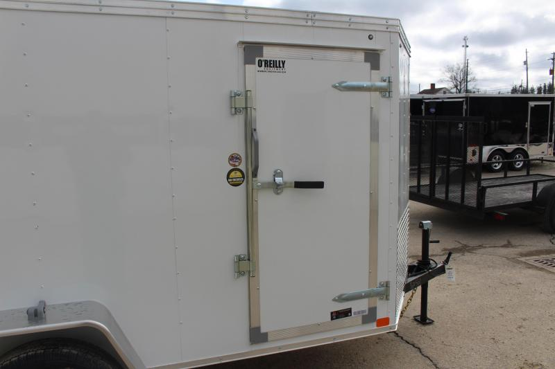 2018 United Trailers XLV 5 x 10 Enclosed Cargo Trailer