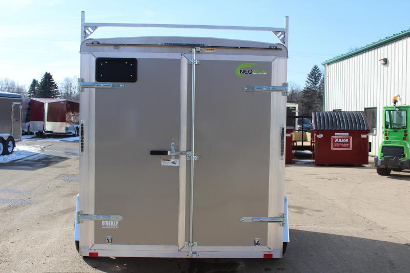 2019 NEO Trailers NAV 6 x 10  Enclosed Cargo Trailer